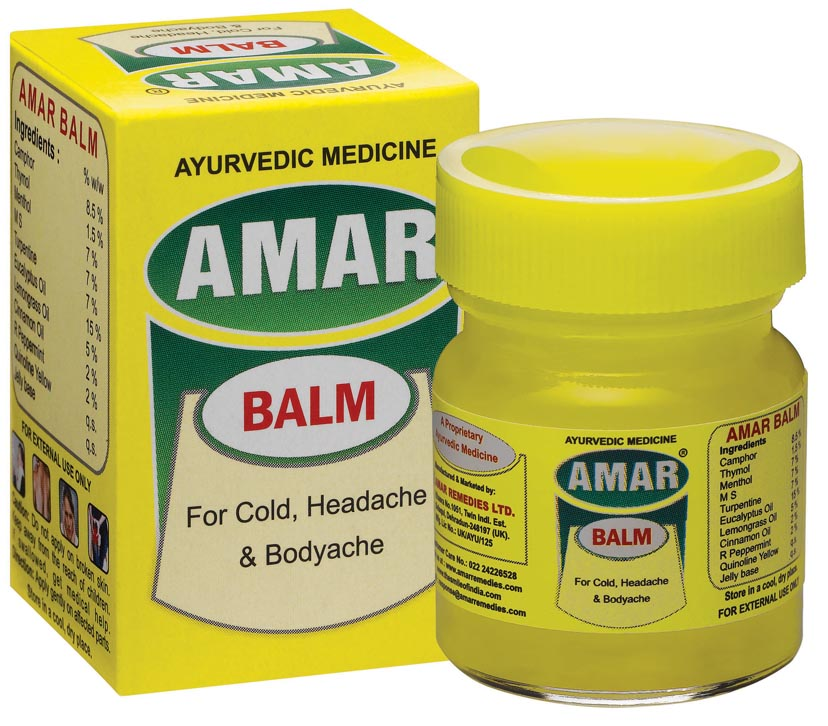 Pain Relieving Balms